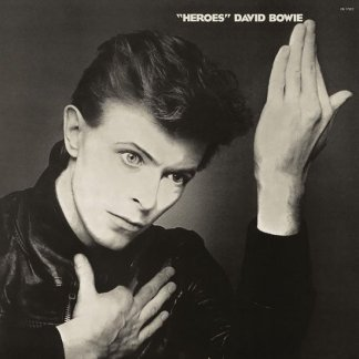 David Bowie Heroes CD