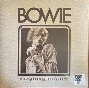 David Bowie Im Only Dancing RSD 2020 LP