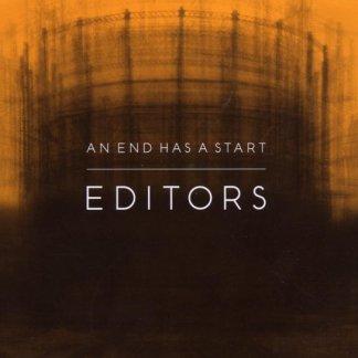 Editors An End Has A Start CD