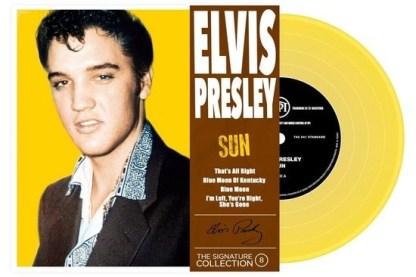 Elvis Presley 7 Signature Collection 8