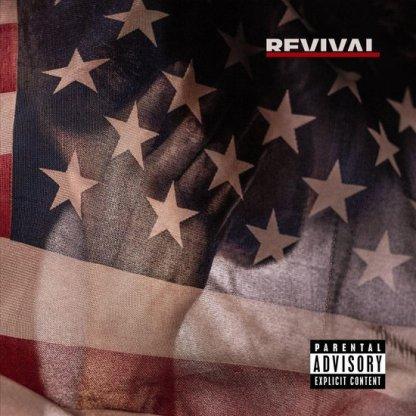 Eminem Revival CD