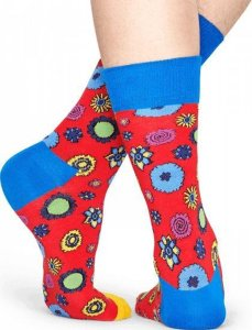 Happy Socks The Beatles Collector Giftbox 3 pack Maat 36 40 Rood
