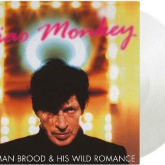 Herman Brood His Wild Romance Ciao Monkey LP