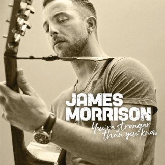James Morrison Youre Stronger Than You Know CD