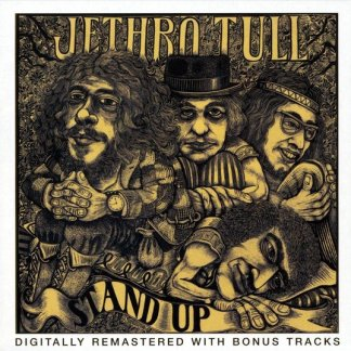 Jethro Tull Stand UP CD
