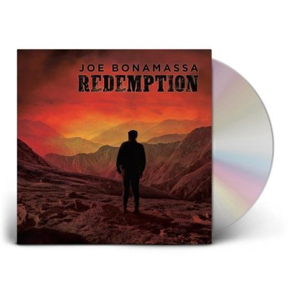 Joe Bonamassa Redemption CD