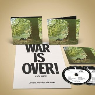 John Lennon Plastic Ono Band 2CD Limited Edition