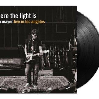John Mayer Where The Light Is 4LP