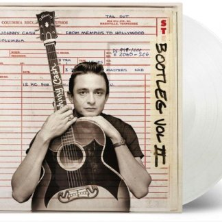 Johnny Cash Bootleg 2 From Memphis To Hollywood Coloured Vinyl 3LP