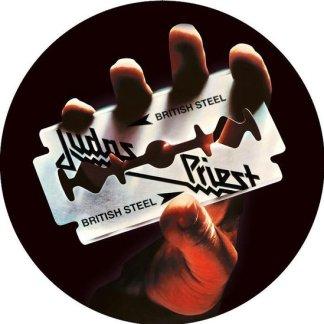 Judas Priest British Steel 40th Anniversary Marbled Vinyl