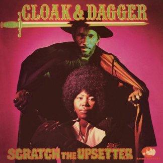 Lee Scratch Perry Cloak and Dagger LP