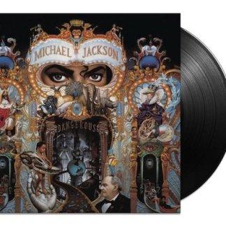 Michael Jackson Dangerous LP