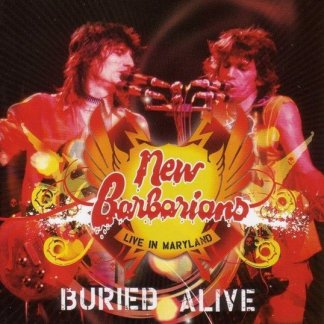New Barbarians Buried Alive Live In Maryland LP