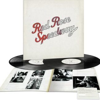 Paul Mccartney Red Rose Speedway LP 1