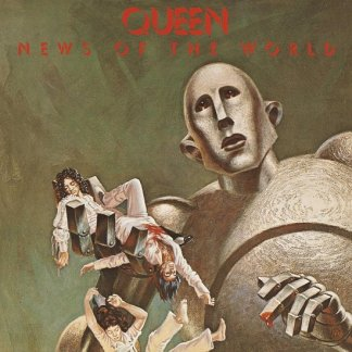 Queen News Of The World 2011 Remaster CD