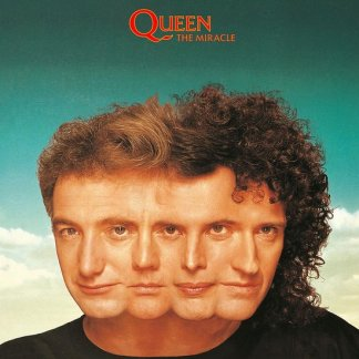 Queen The Miracle 2011 Remaster CD