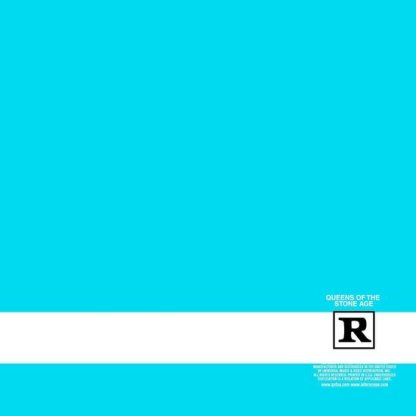 Queens of the Stone Age Rated R CD 0606949068325