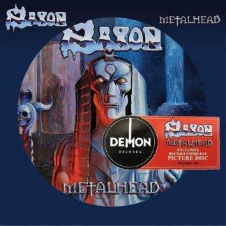 Saaxon Metalhead LP