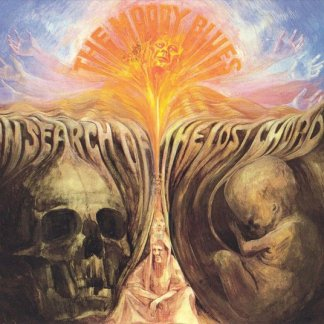 The Moody Blues In Search Of The Lost Chord CD