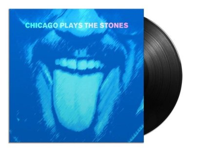 The Rolling Stones Chicago Plays The Stones LP 0820236000052