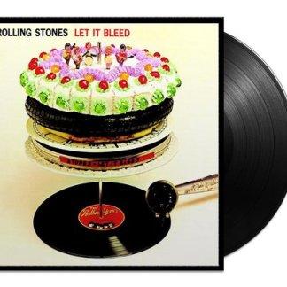The Rolling Stones Let It Bleed LP