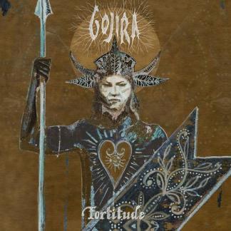 GOJIRA FORTITUDE LIMITED BLACK ICE COLOURED VINYL LP
