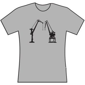 Kranar T-shirt grey