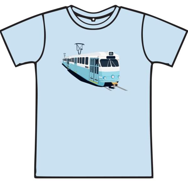 T-shirt kids spårvagn 11