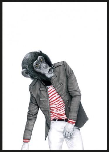 Sanna Wieslander - Monkey business