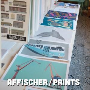 Affischer / Prints