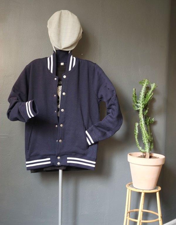 Pop-in Baseball jacket Marin