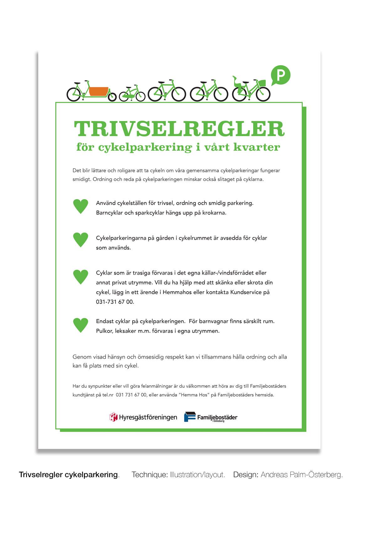 Ekologisk_stadsdel_trivselregler_cykelparkering