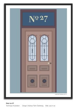 Door no 27