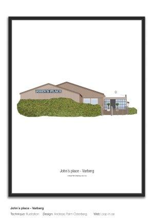 Johns place - Varberg