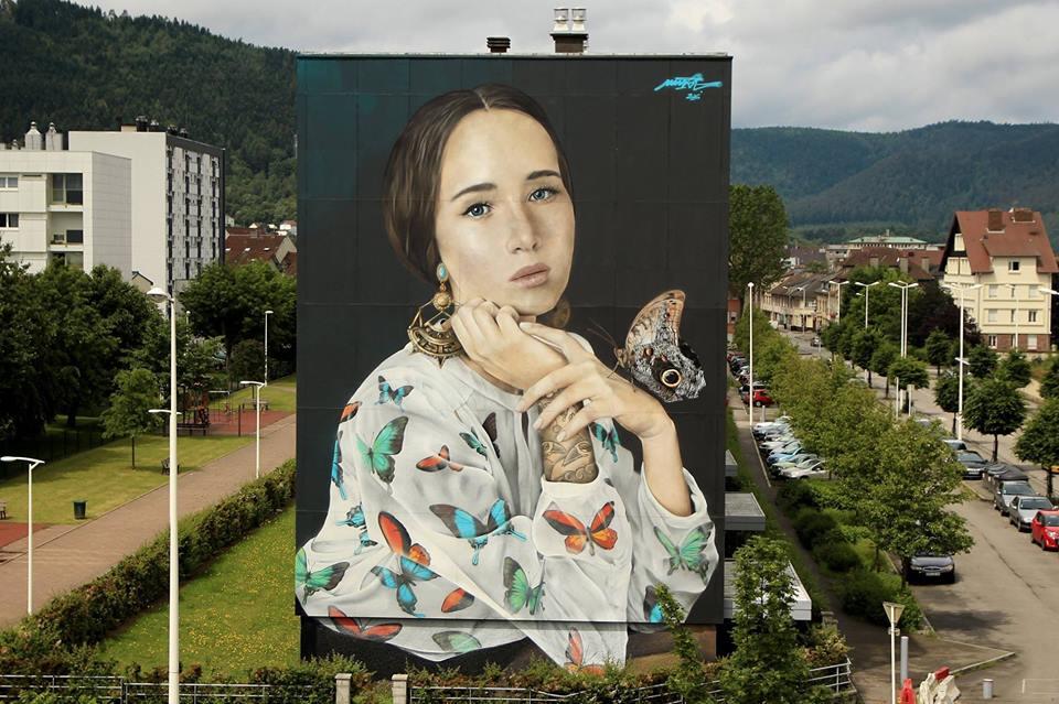 Festival street art de Boulogne-sur-Mer