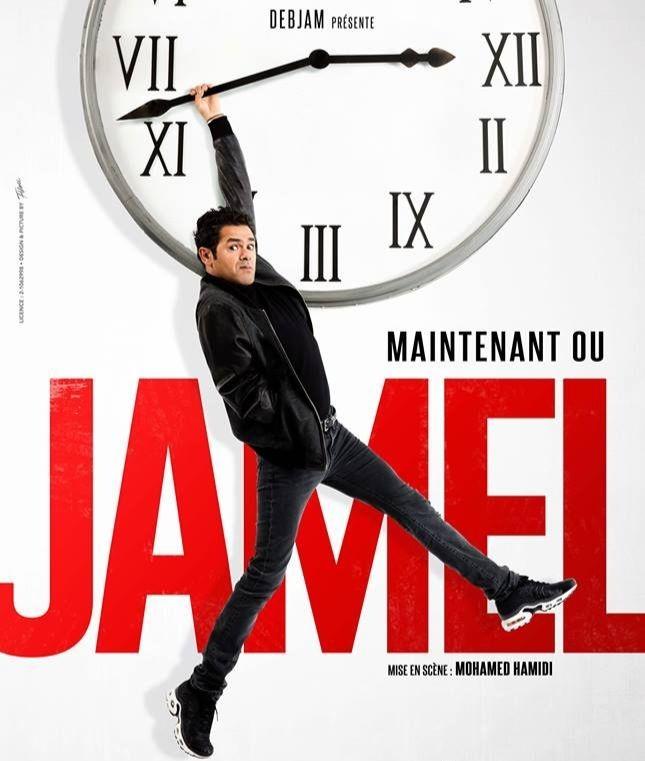 «Maintenant ou Jamel» (Debbouze): le spectacle diffusé sur M6 ce soir