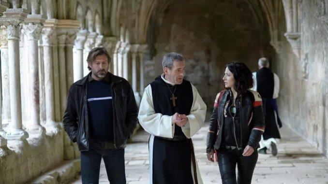 Le téléfilm « Le Secret de l'Abbaye » sur France 3 a réuni 3,3 millions de téléspectateurs, le samedi 15 août 2020.