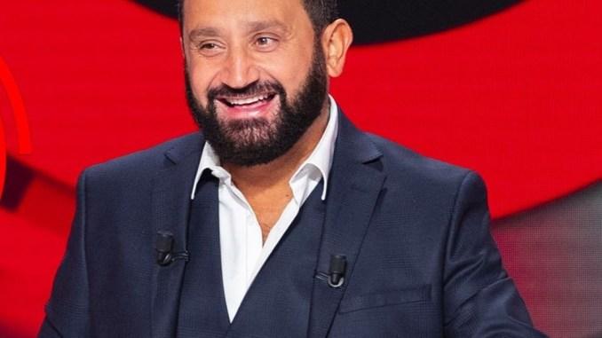 Cyril Hanouna dans Touche Pas à Mon Poste (TPMP).