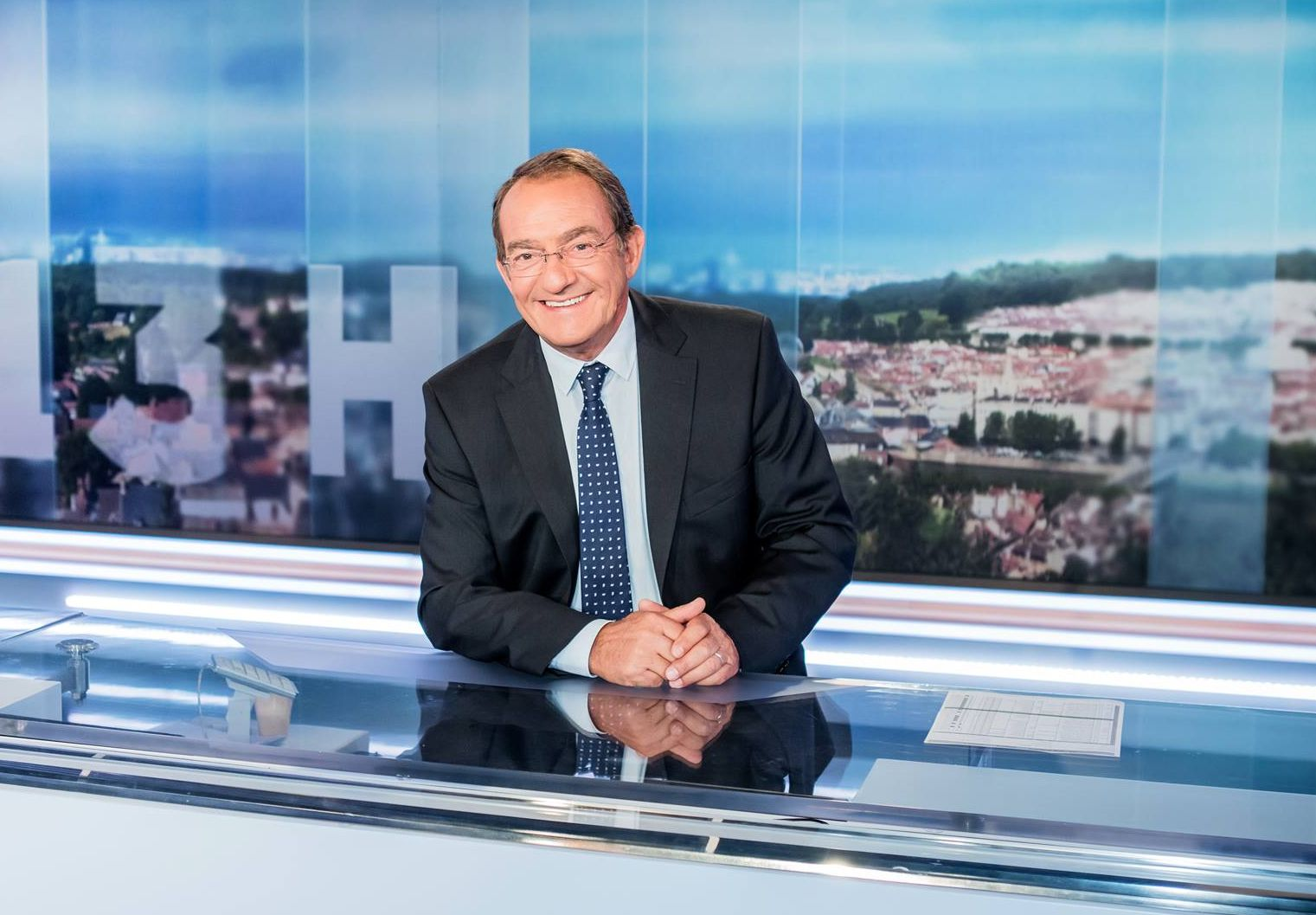 TF1: Jean-Pierre Pernautfera son dernier JT de 13 heures dans un mois