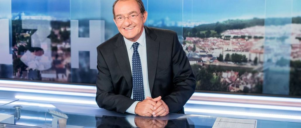 Jean-Pierre Pernaut, présentateur vedette du JT de 13H sur TF1.