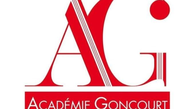 Logo de l'Académie Goncourt, qui décerne le Prix Goncourt.