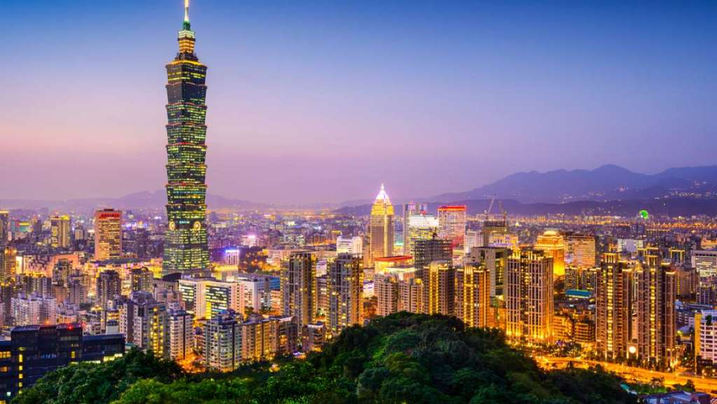 5 Best places for amazing Taipei photography 1