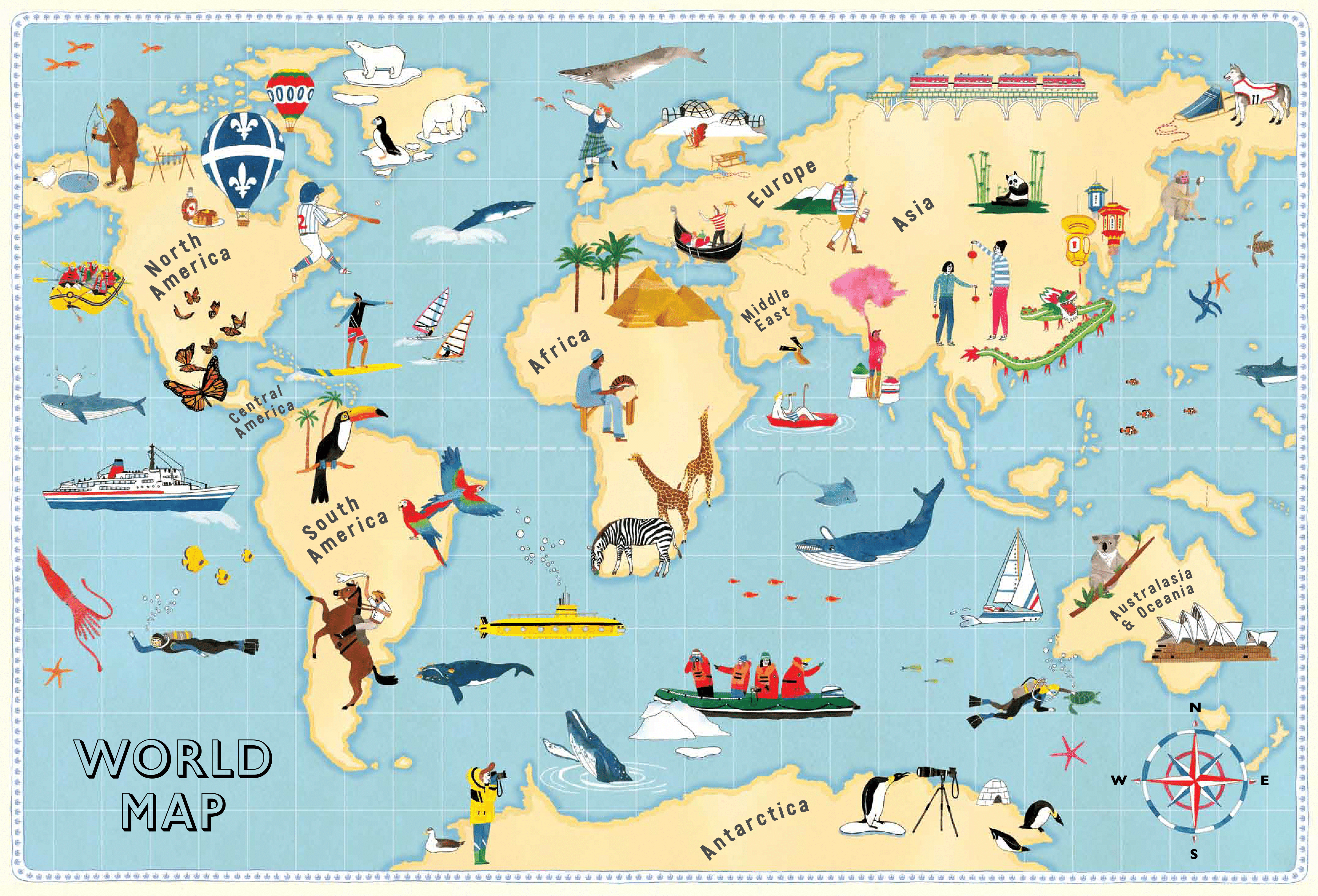 Lucy Letherland S World Map Worksheets Pop Up Hub