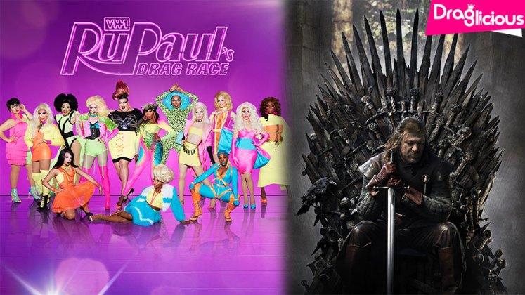 RuPaul's Drag Race supera Game of Thrones como show mais popular no Reddit em 2018
