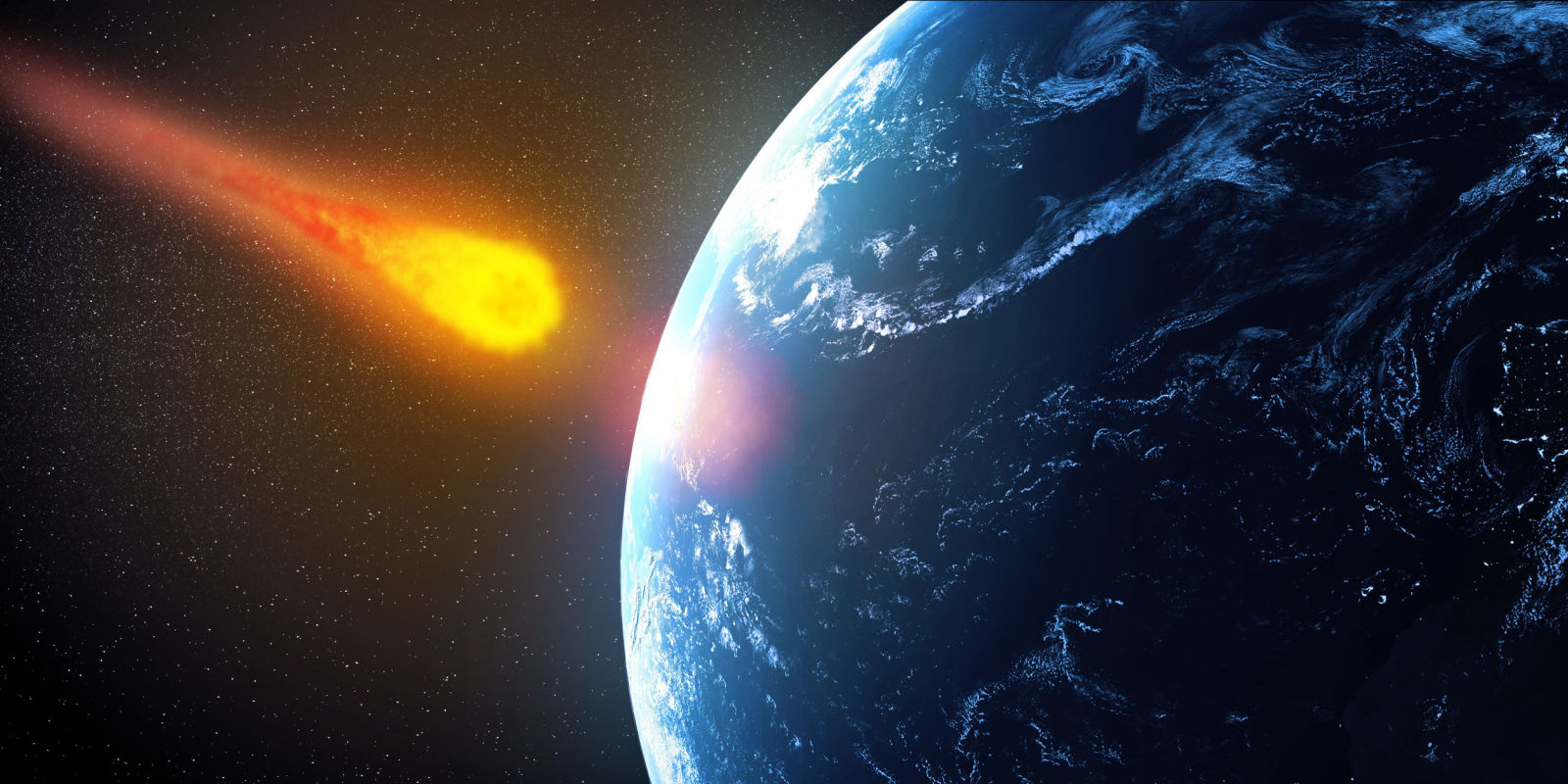 Image result for meteor very near to earth
