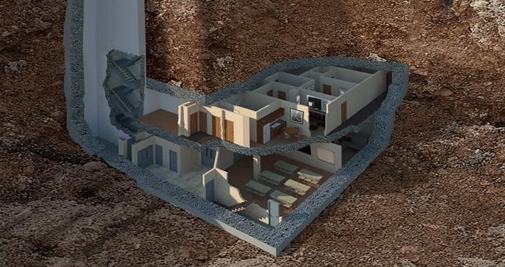 Image result for bunker