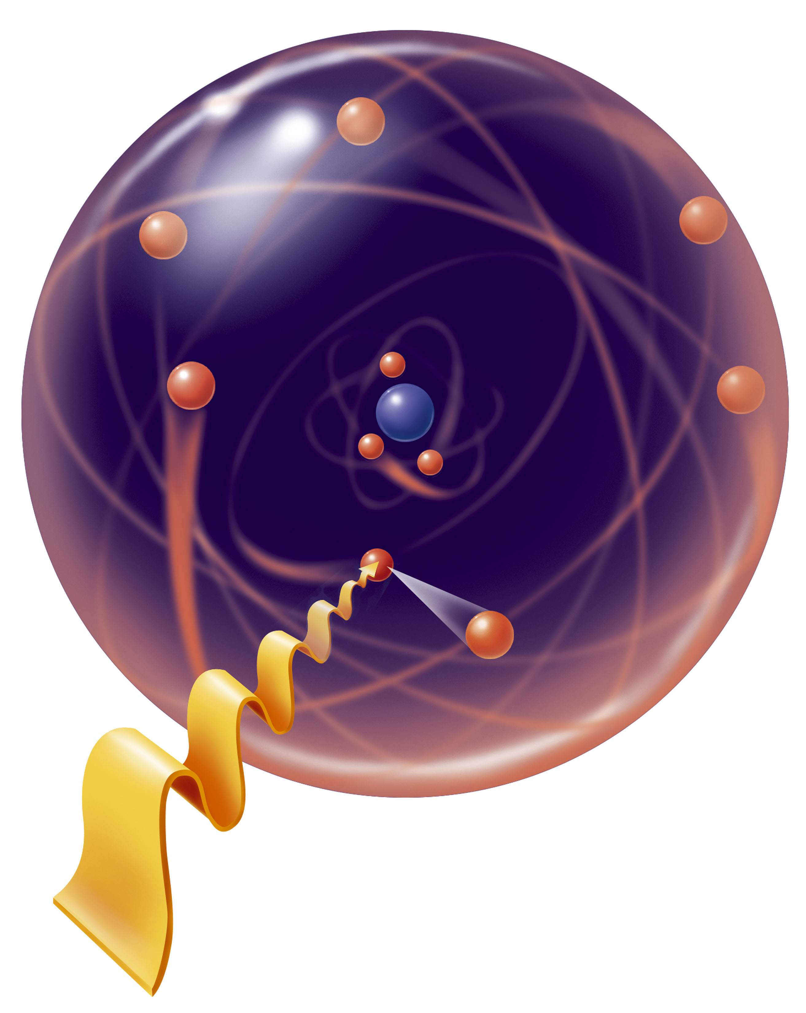 The Same Atoms Exist In Two Places Nearly 2 Feet Apart