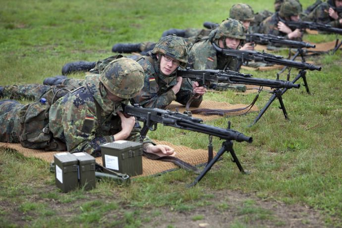 Image result for Germany army weapons photos