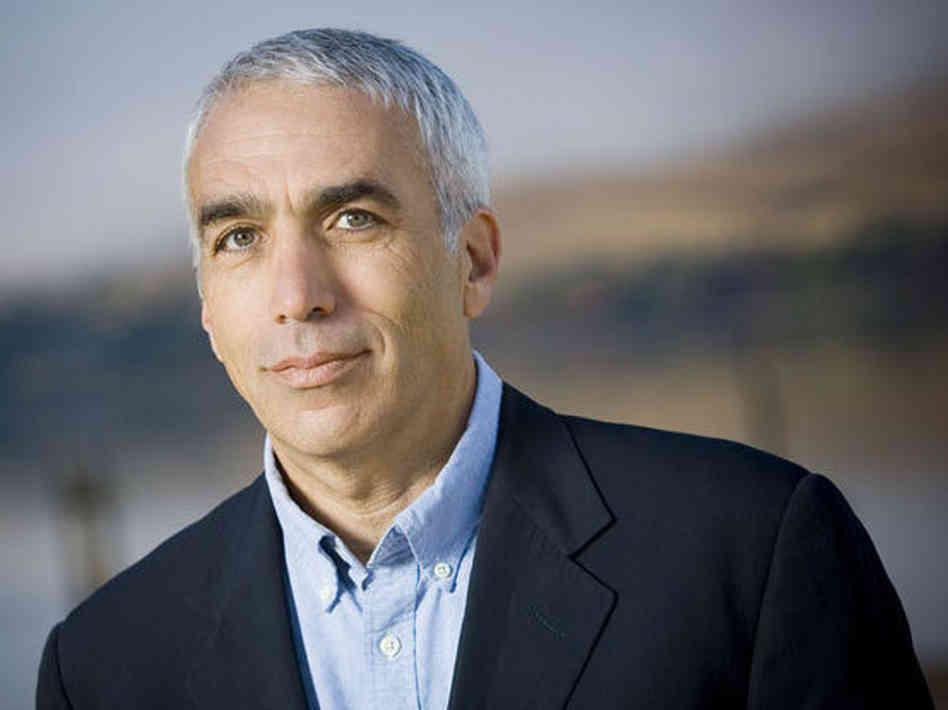 Ο δημοσιογράφος και συγγραφέας David Sheff.