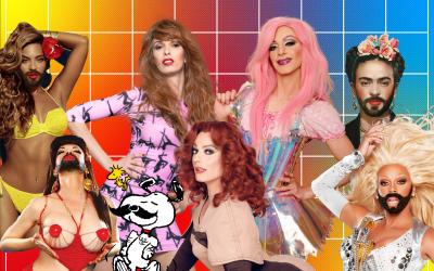 La POPair celebra su XI ANIBEARSARIO con La Prohibida, Kika Lorace y Valeria Vegas!!